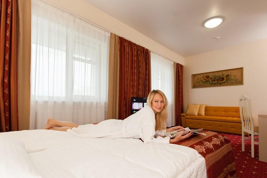 АМАКС Золотое кольцо, гостинично-развлекательный комплекс - №39