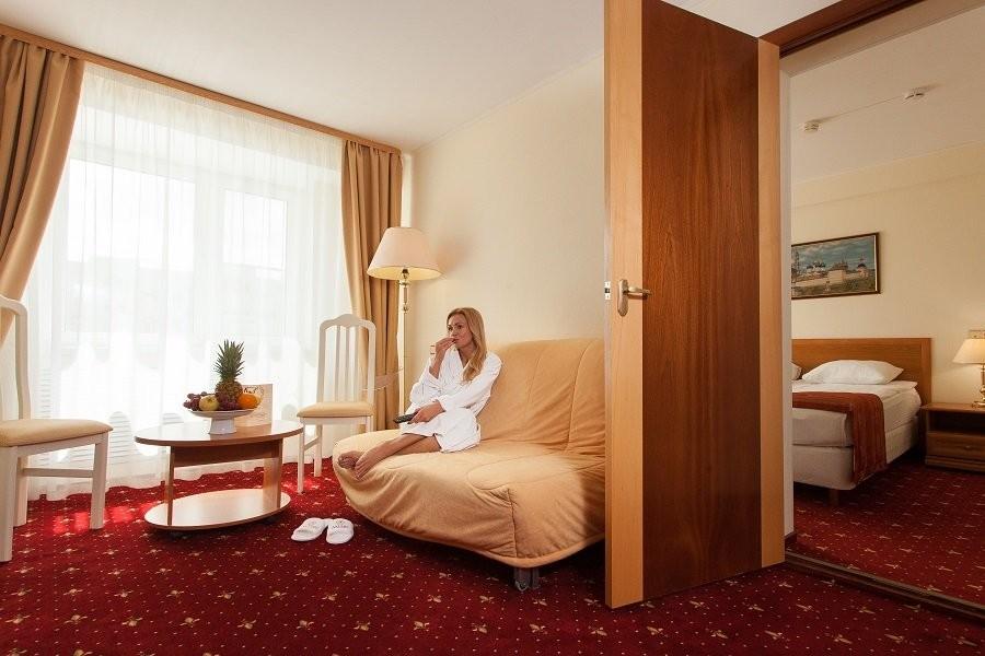 АМАКС Золотое кольцо, гостинично-развлекательный комплекс - №40