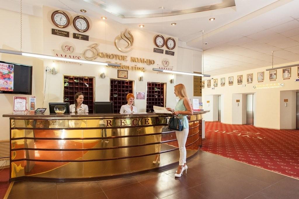 АМАКС Золотое кольцо, гостинично-развлекательный комплекс - №49