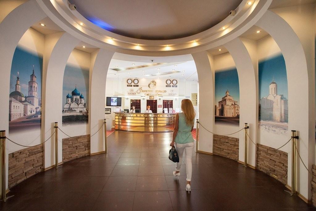 АМАКС Золотое кольцо, гостинично-развлекательный комплекс - №51