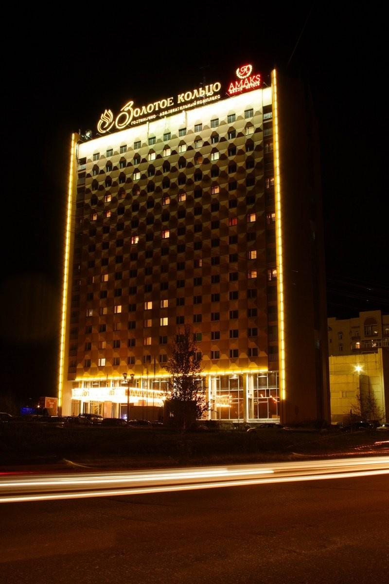 АМАКС Золотое кольцо, гостинично-развлекательный комплекс - №65
