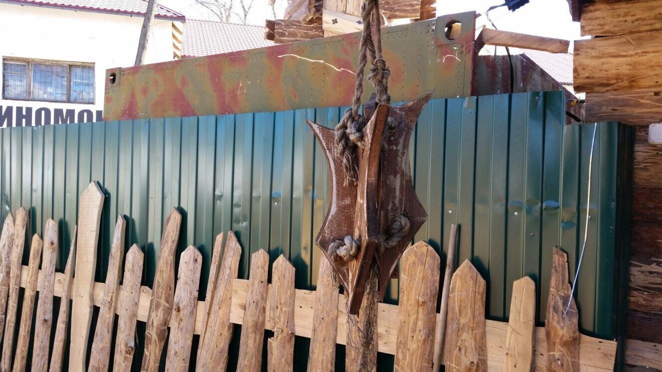 Берлога, русская баня - №24
