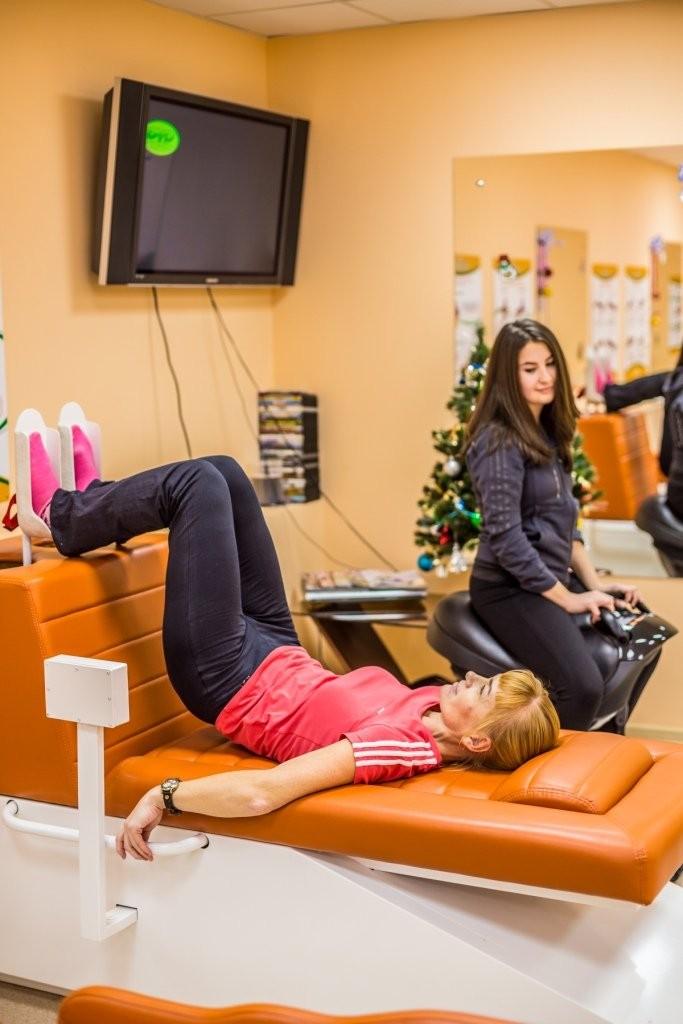 Тонус центр, женский спортивно-оздоровительный клуб - №19