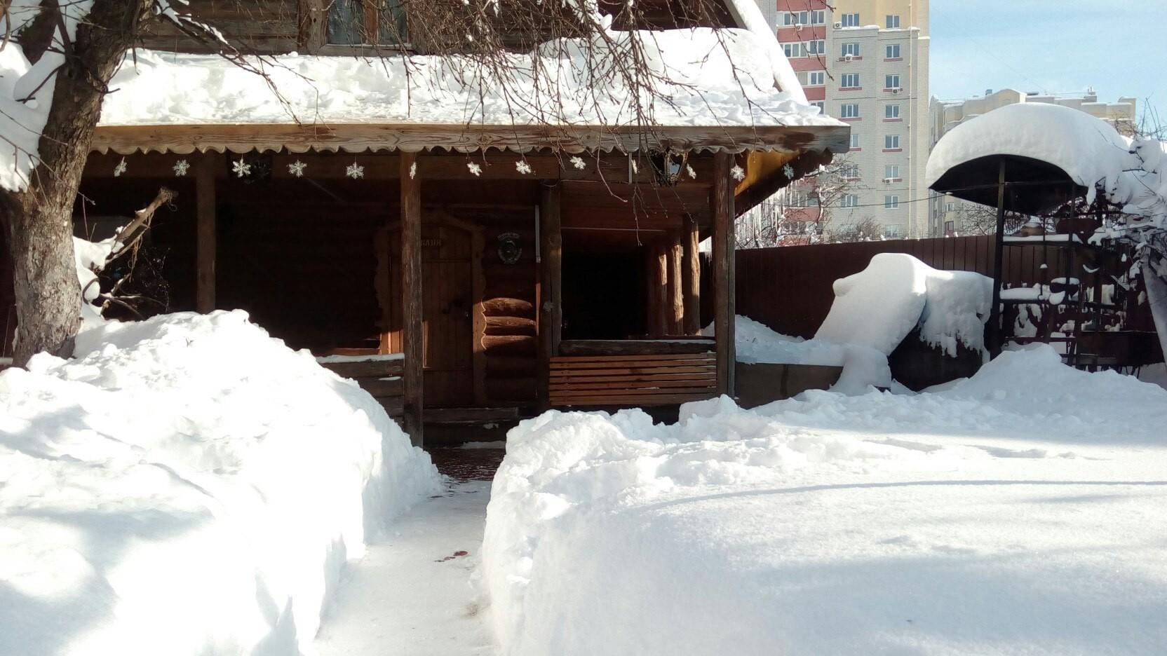 Баня на Пушкарской - №2