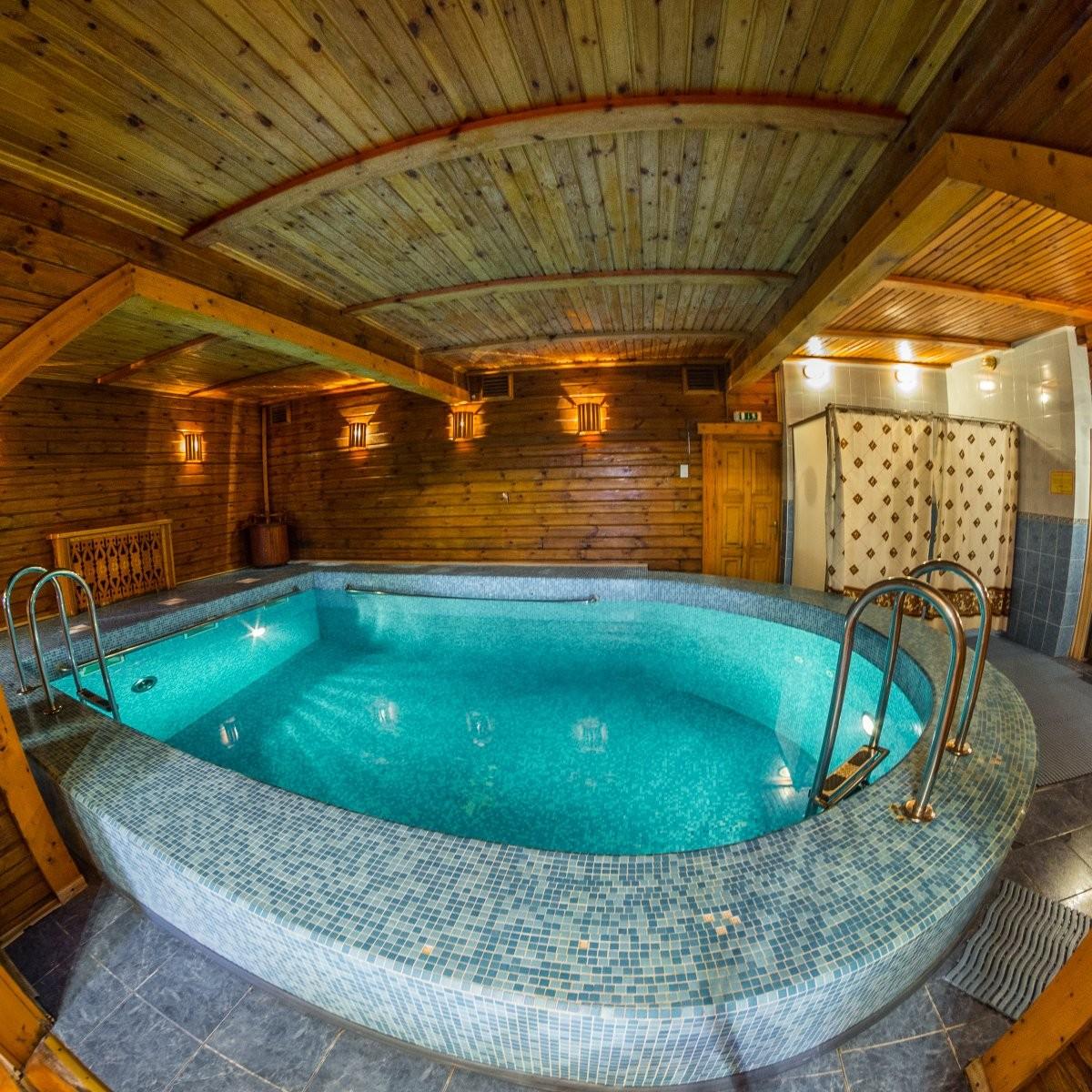 Русская деревня, банный комплекс - №32