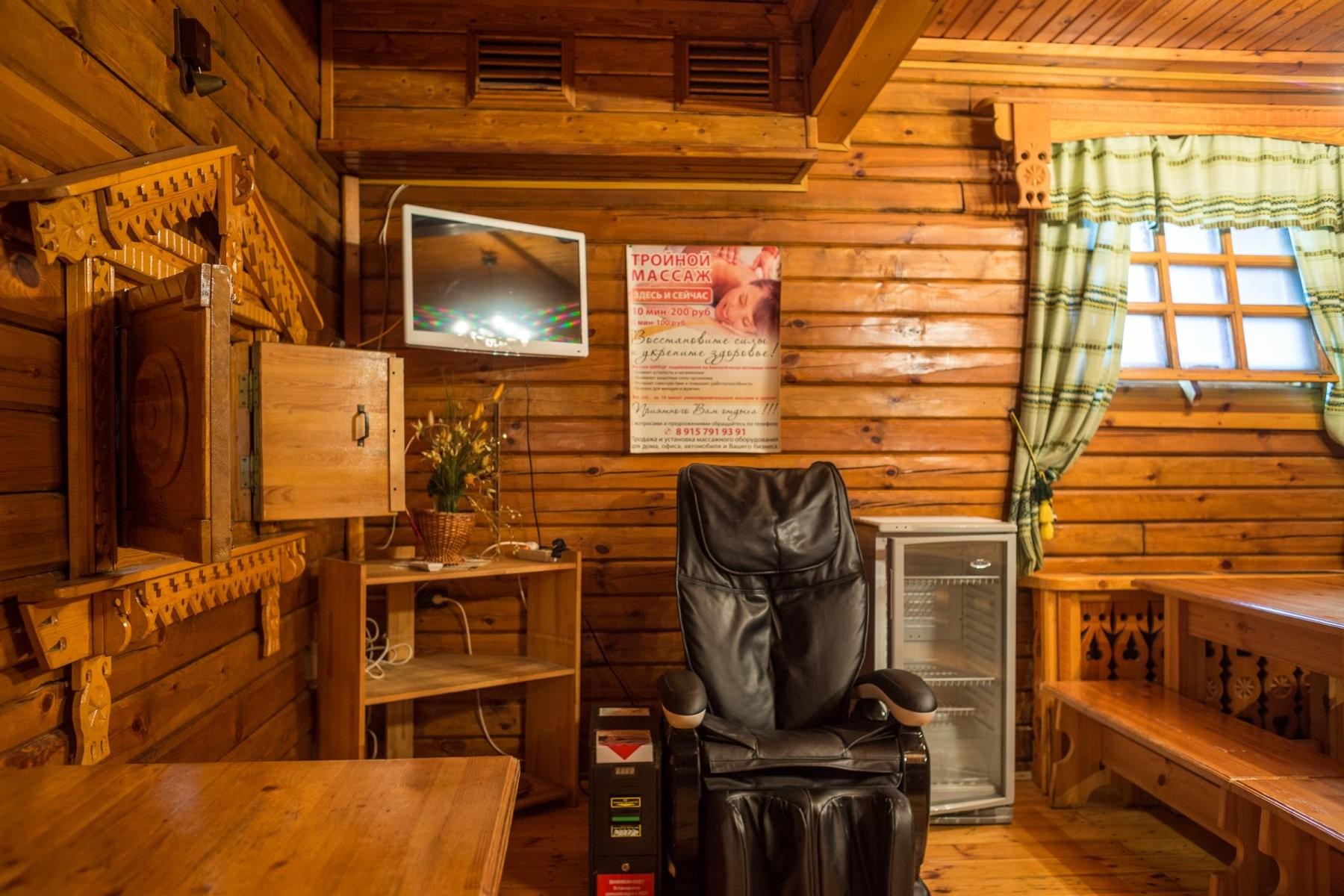 Русская деревня, банный комплекс - №41