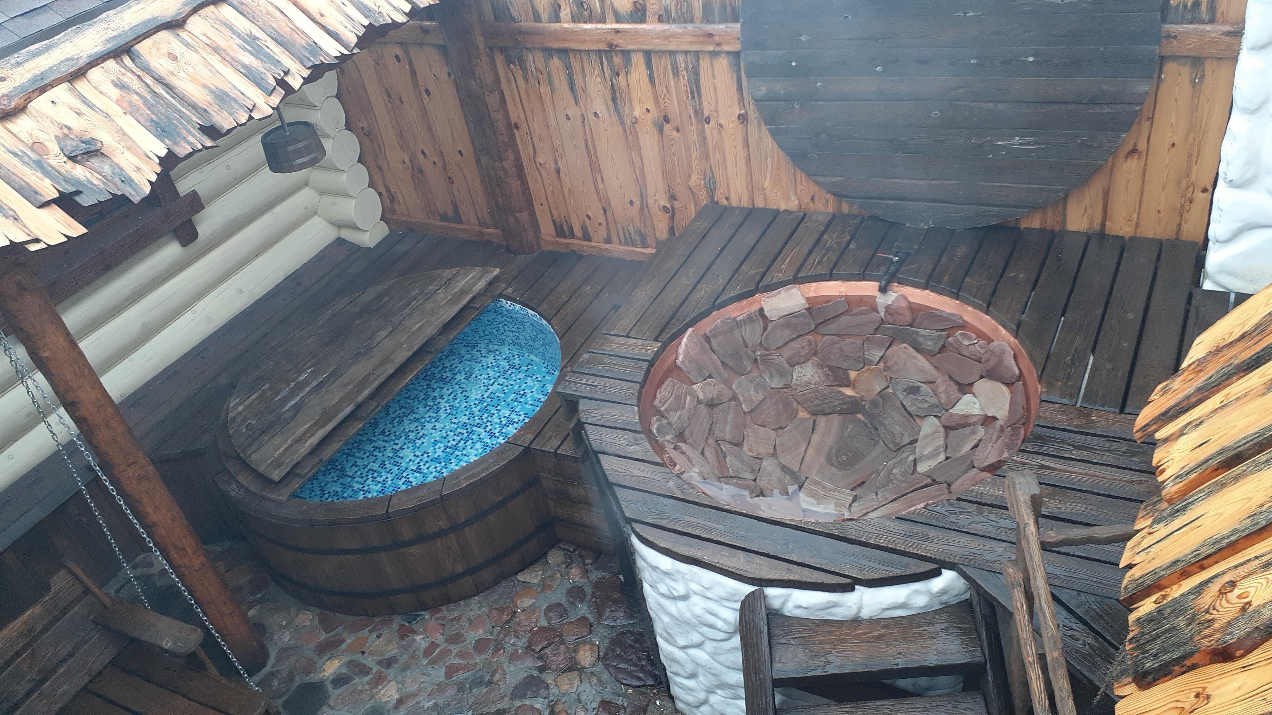Алтайский Кедр, баня - №2