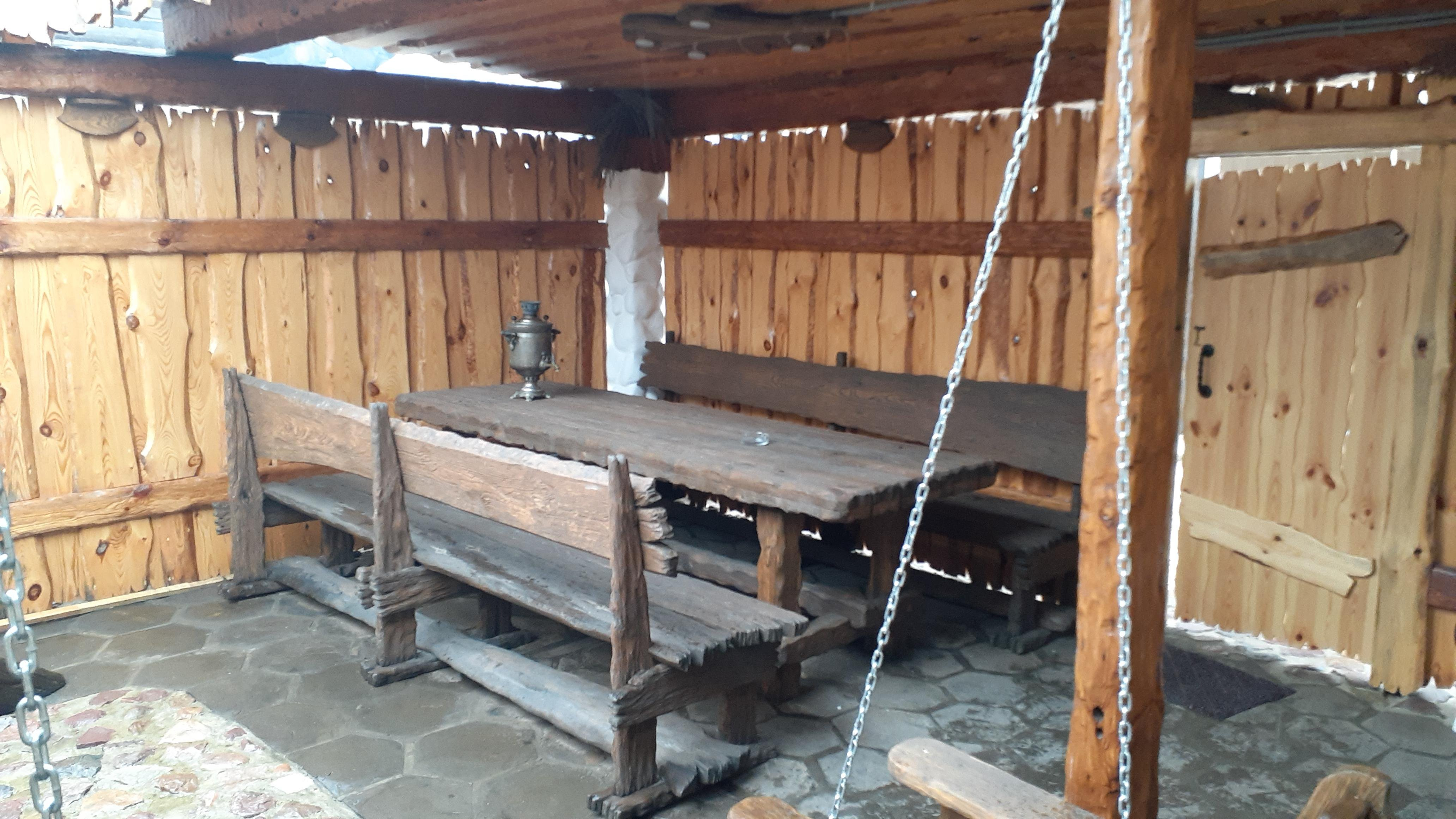 Алтайский Кедр, баня - №5