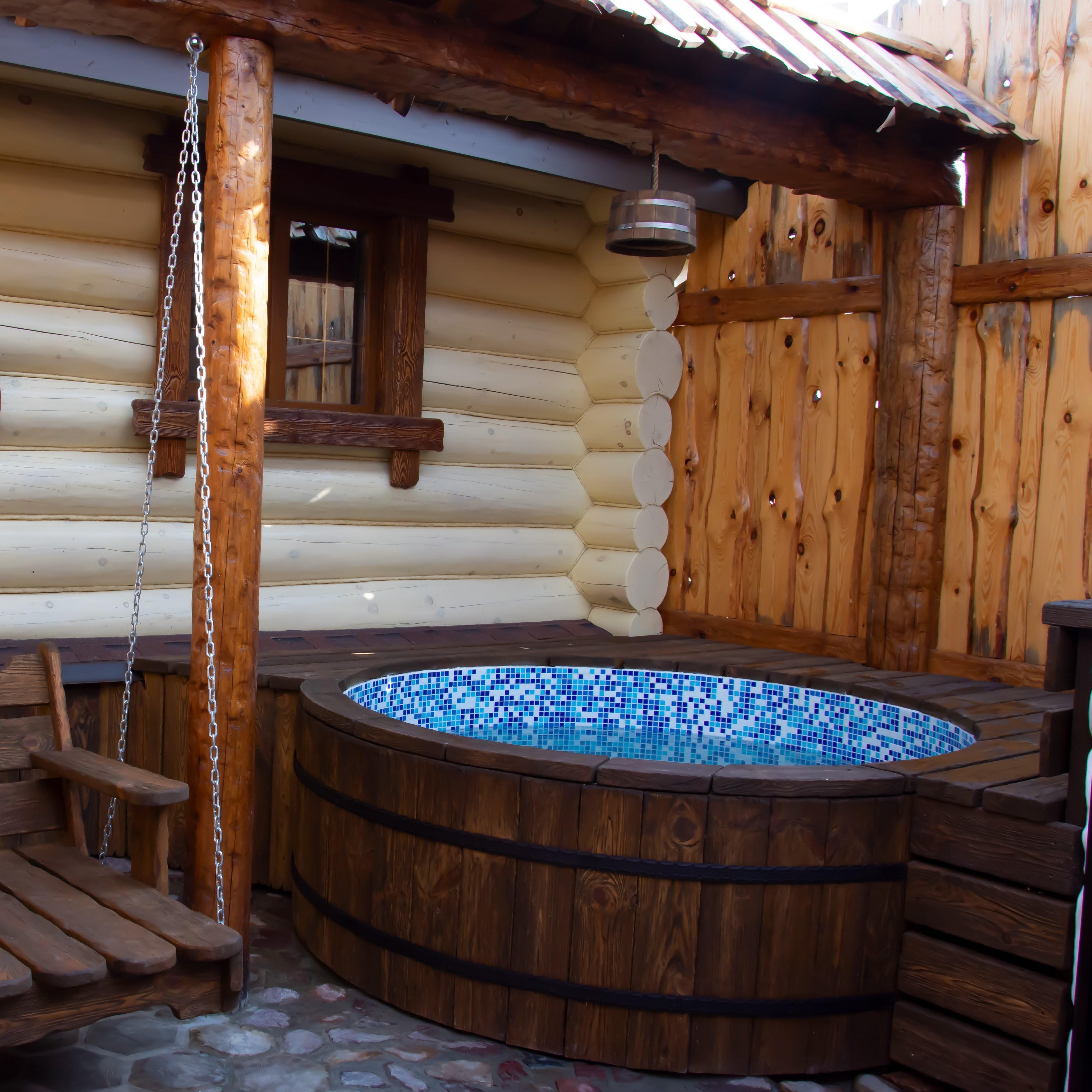 Алтайский Кедр, баня - №7