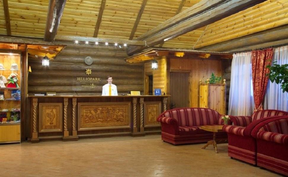 Azimut Otel Suzdal, загородный комплекс - №2