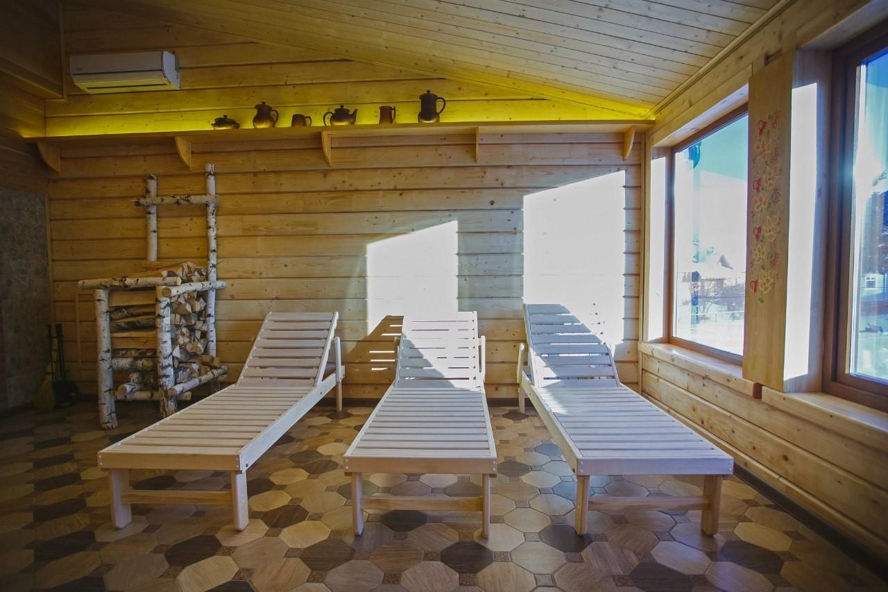 Светлая баня, банный дом - №2