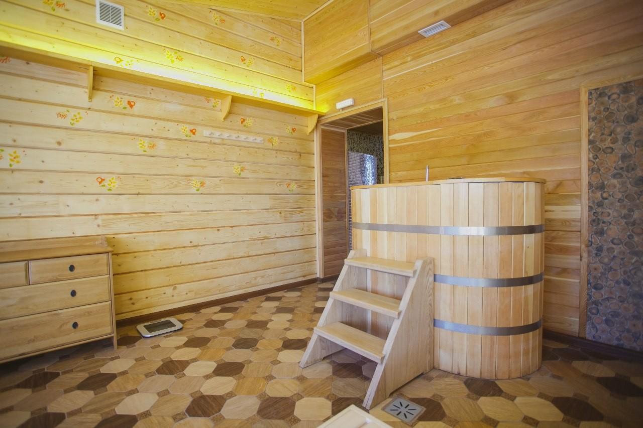 Светлая баня, банный дом - №3