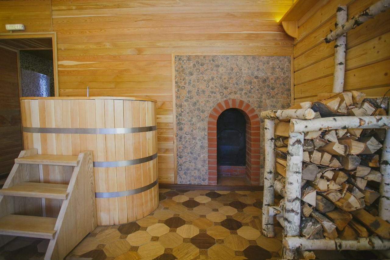 Светлая баня, банный дом - №4