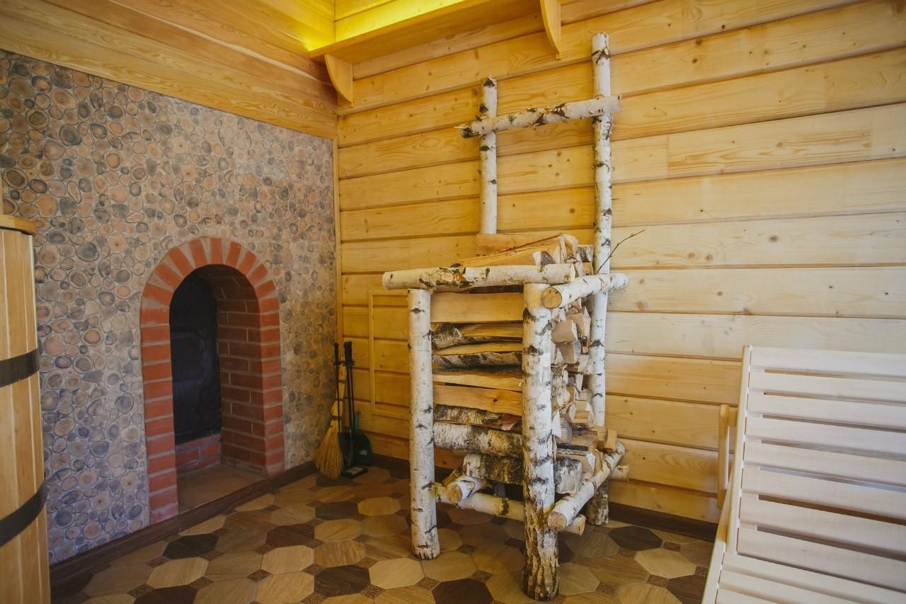 Светлая баня, банный дом - №6