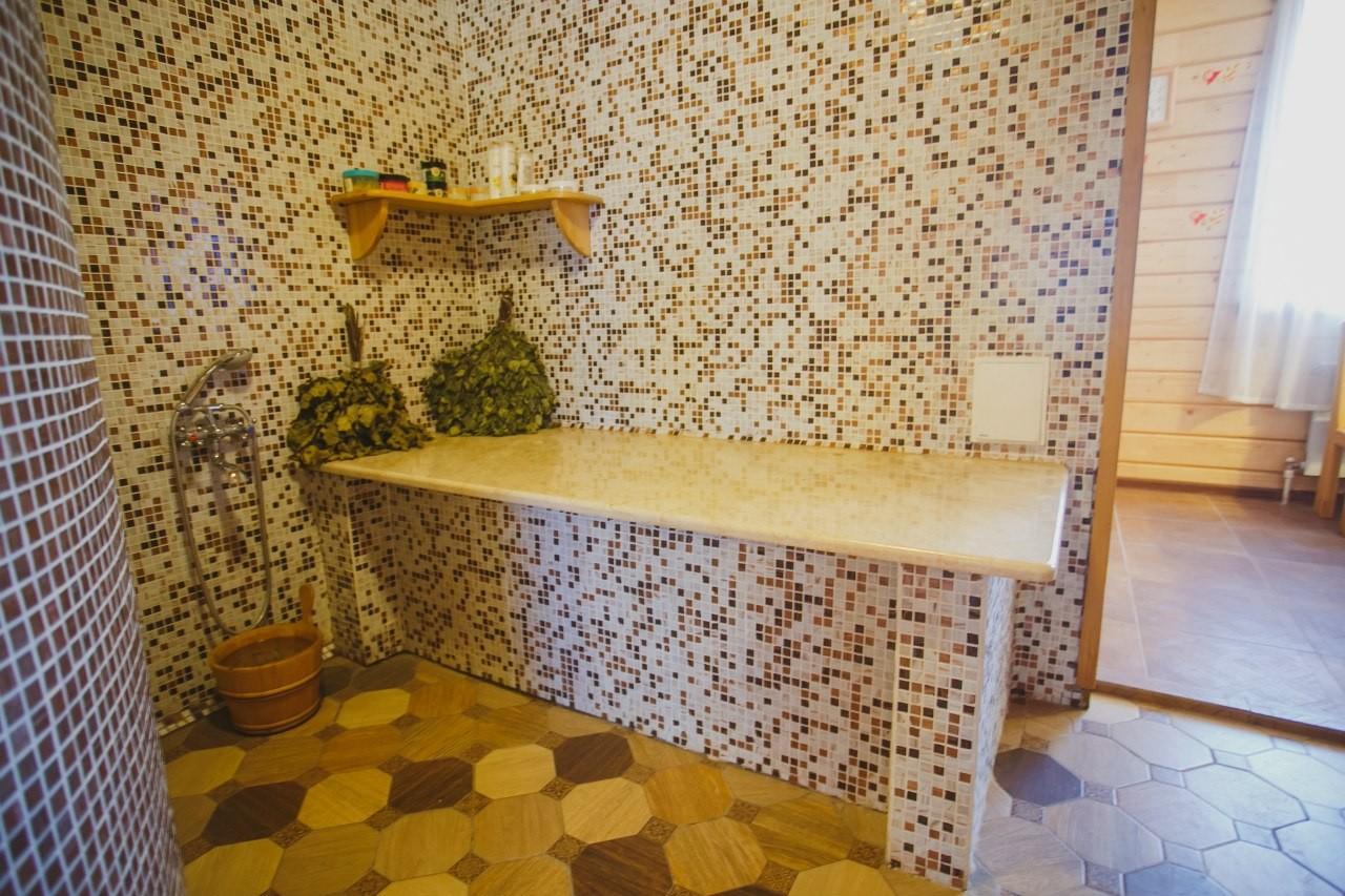 Светлая баня, банный дом - №7