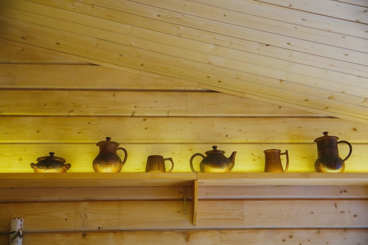 Светлая баня, банный дом - №8