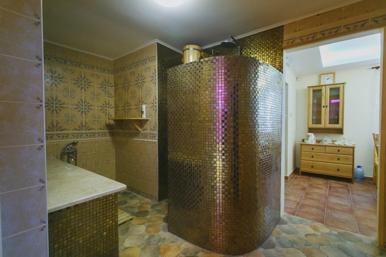 Светлая баня, банный дом - №18
