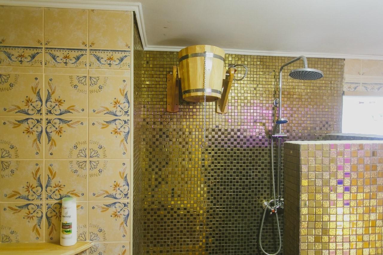 Светлая баня, банный дом - №21