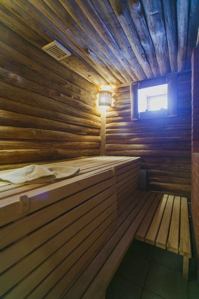 Светлая баня, банный дом - №22