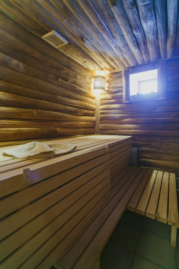 Светлая баня, банный дом - №23