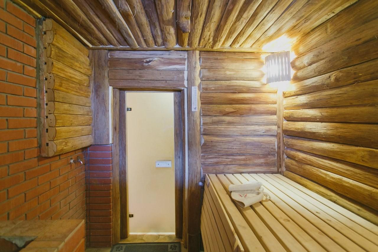 Светлая баня, банный дом - №24