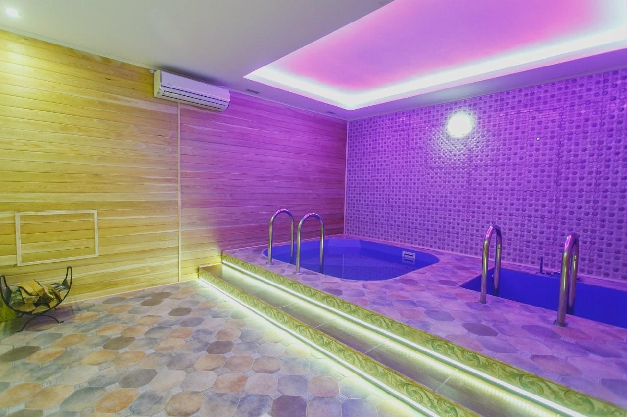Светлая баня, банный дом - №25