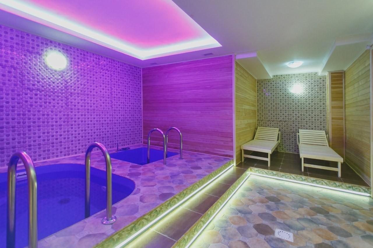 Светлая баня, банный дом - №26