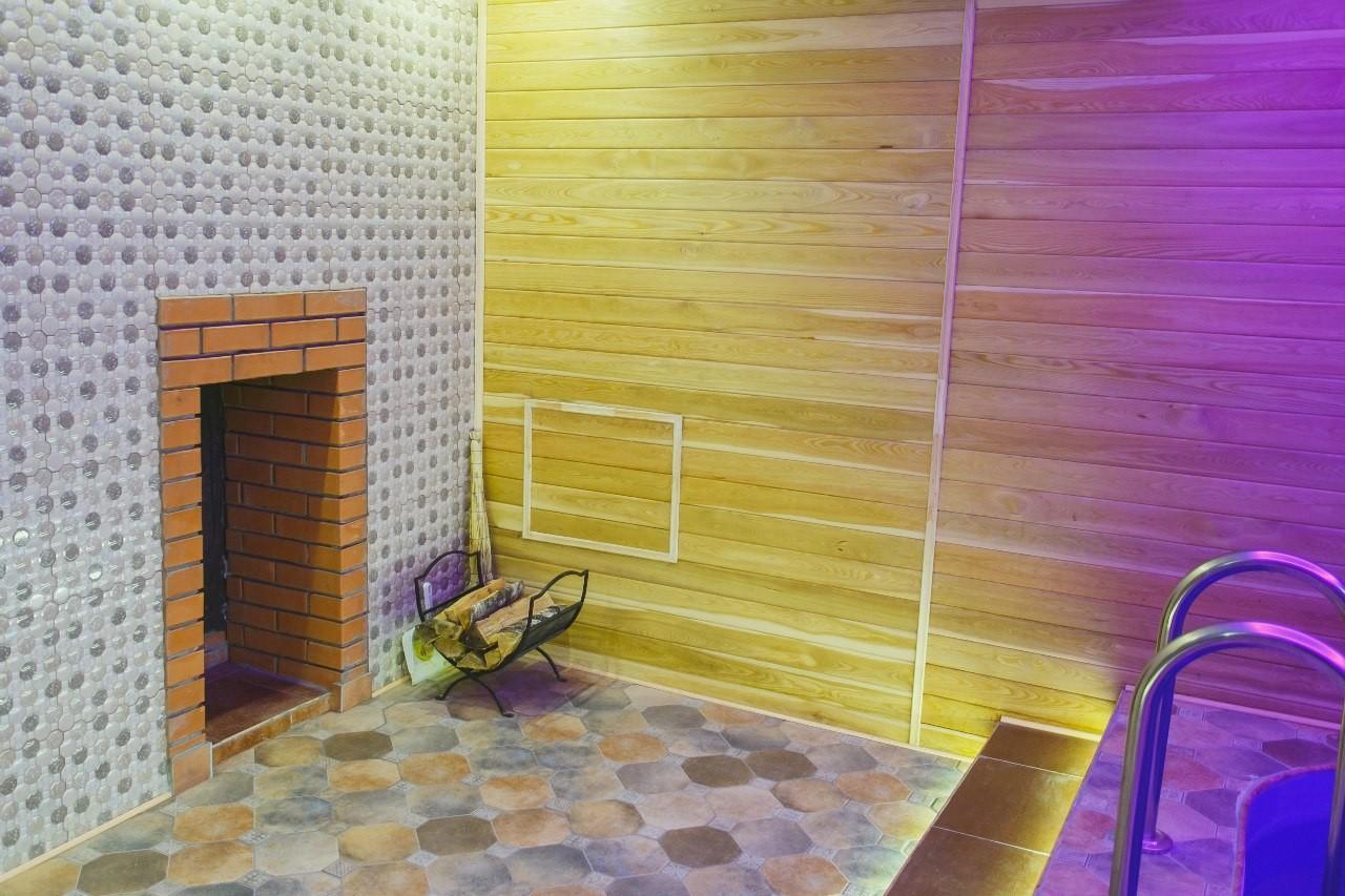 Светлая баня, банный дом - №27