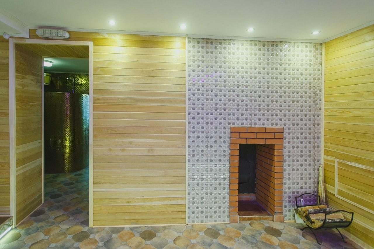 Светлая баня, банный дом - №28