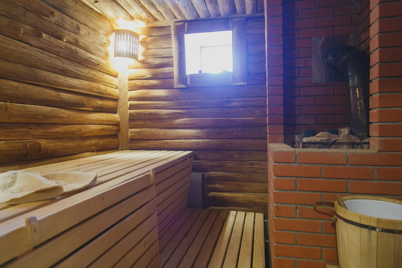 Светлая баня, банный дом - №33