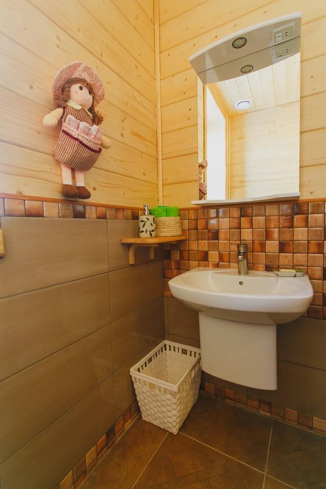 Светлая баня, банный дом - №36