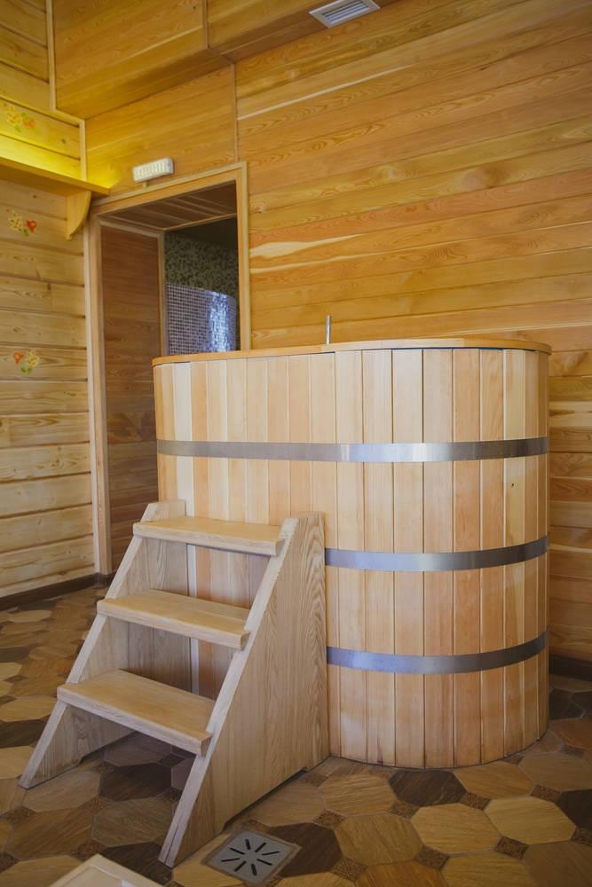 Светлая баня, банный дом - №37