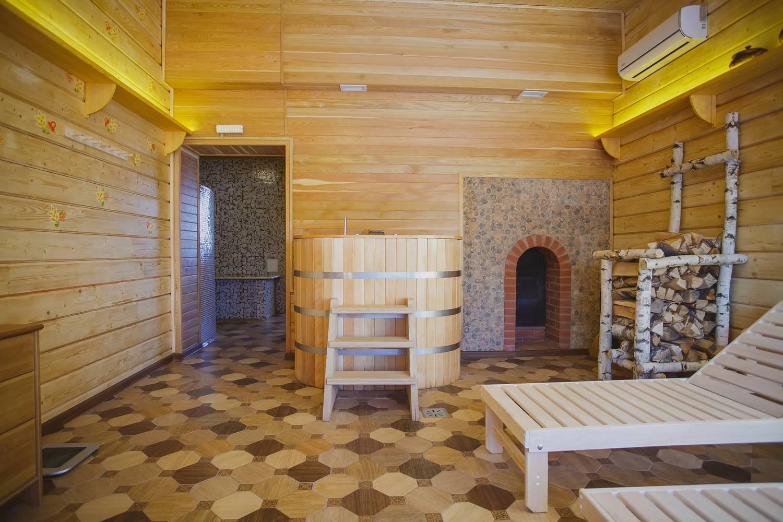 Светлая баня, банный дом - №39