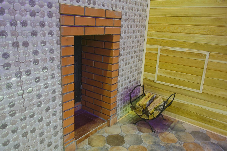 Светлая баня, банный дом - №40