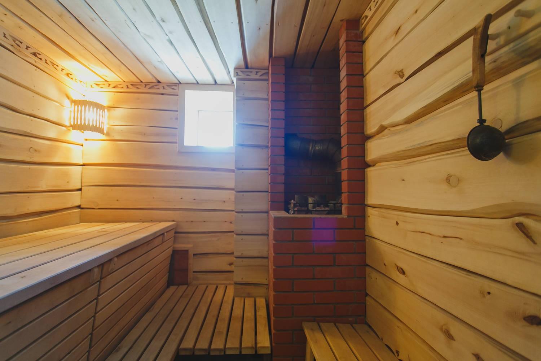 Светлая баня, банный дом - №42