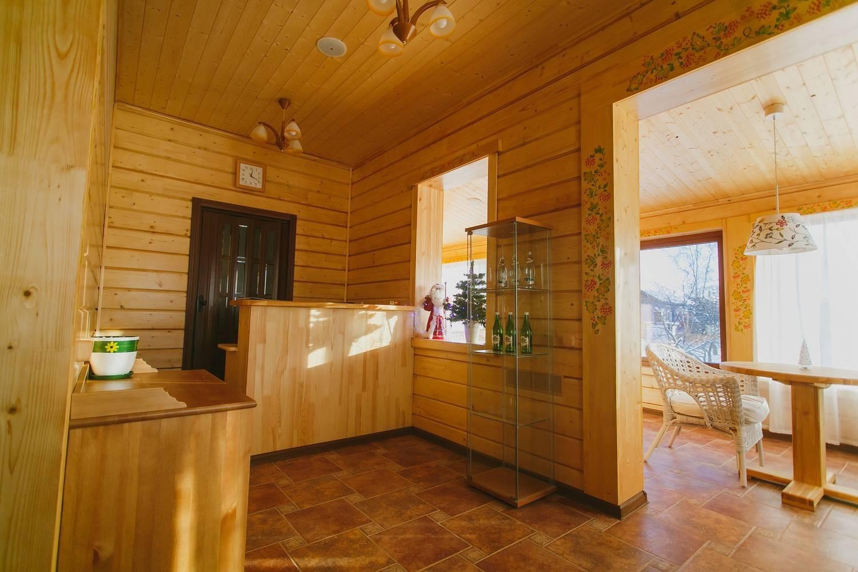 Светлая баня, банный дом - №45