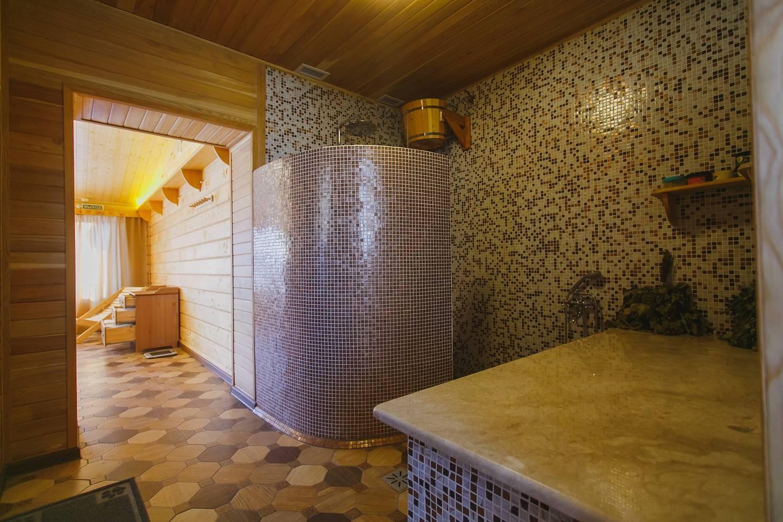 Светлая баня, банный дом - №47